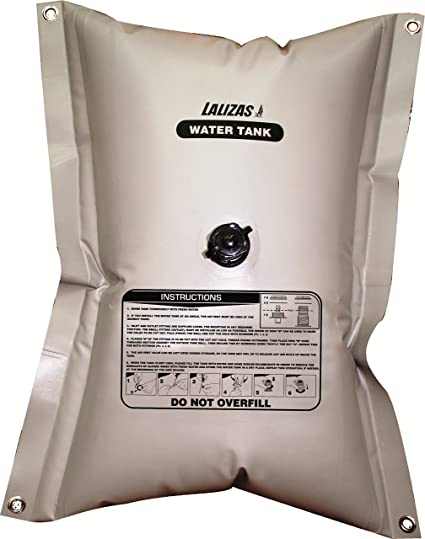 Amazon com : NuovaRade Flexible Water Tanks 29x24in - 55Lt