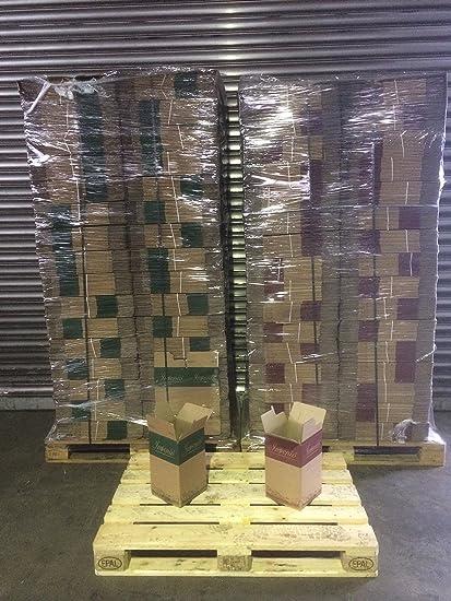 190 x 190 x 315 – 960 Nueva Bag en caja cajas 10 litros en palé: Amazon.es: Oficina y papelería