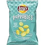 Lay's Poppables Potato Snacks, Sea Salted, 5 Ounce