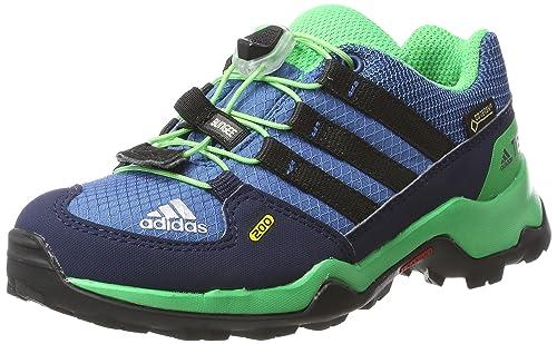 separation shoes 1c868 228a3 Adidas Terrex Gtx, Unisex-Kinder Wanderschuhe, Blau (Azubas negbas verene