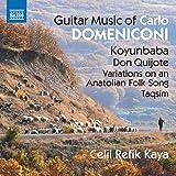 Guitar Music of Carlo Domeniconi