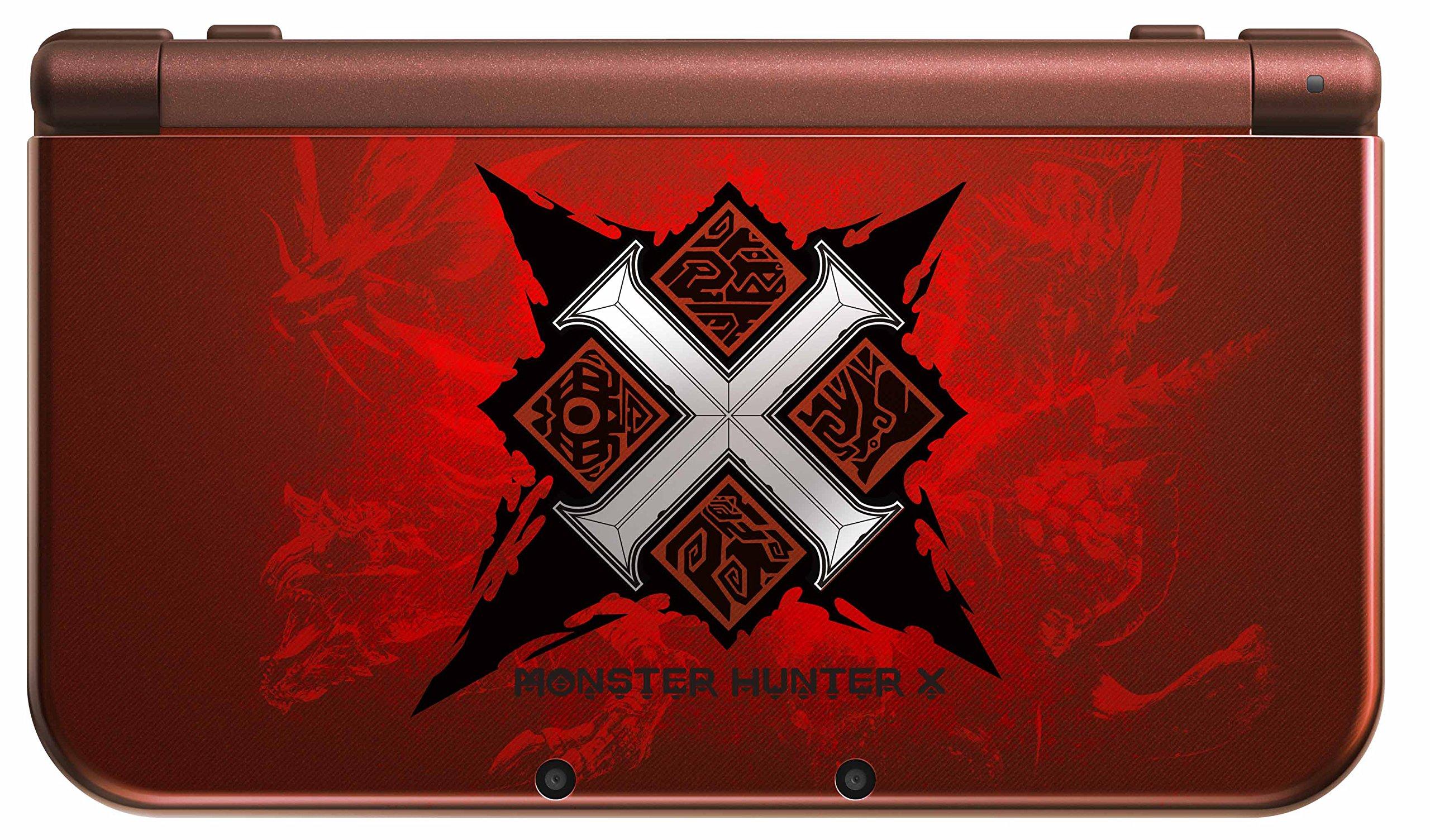 Nintendo 3DS Monster Hunter X Cross (Japanese Ver.) Special Pack
