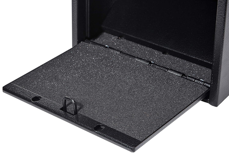 Caja fuerte de acceso r/ápido para arma de fuego Basics