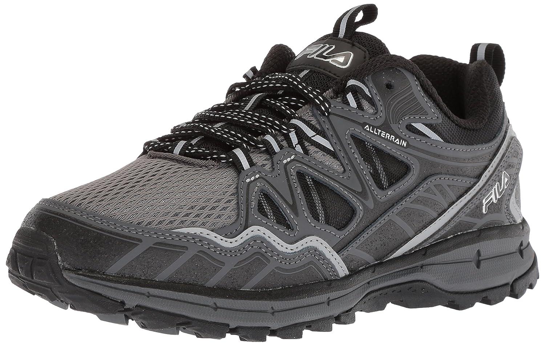 Fila Men's Memory TKO TR 5.0 Trail Running Shoe, Castlerock