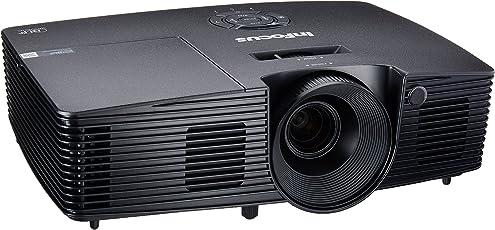 Infocus IN112XA Proyector, Resolución SVGA 800 x 600, 3600 Lúmenes, 2 entradas HDMI