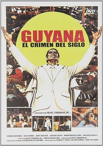 Guyana: El Crimen Del Siglo [DVD]: Amazon.es: Stuart