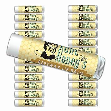 Review Aunt Honey's Lip Balm