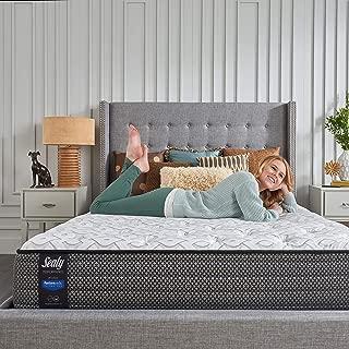 product image for Sealy Response Performance11.5-InchPlushTight Top Mattress, Split California King, White