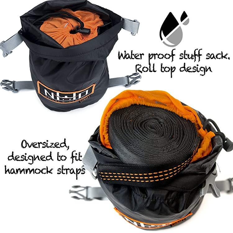 Perfeck hammock-EVERYTHING YOU NEED IS IN THE BAG!!!