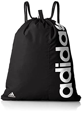 0ccbc7c3b307 adidas Linear Performance Gym Bag - Black  Amazon.co.uk  Sports ...