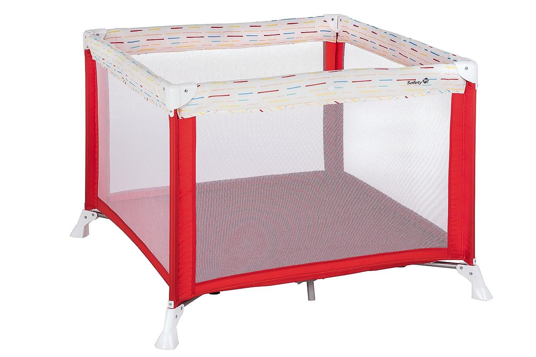 Safety 1st Circus Box Bambini, Lettino da Campeggio, Leggero e Compatto, Pop Hero Dorel 2508261000