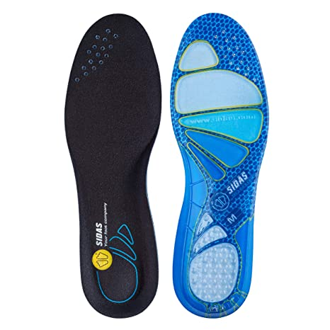 2c213efbf9397 Sidas - Cushioning Gel - Semelle Gel  Amazon.fr  Sports et Loisirs