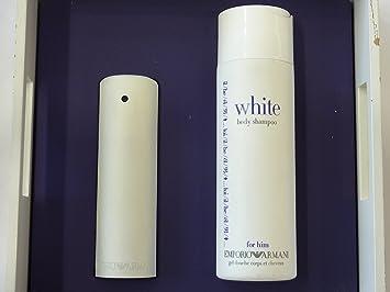 200ml Edt For White 50ml Him Armani Emporio SprayBody Shampoo PnOw08kX