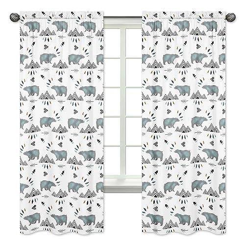 Window Treatment Panels Curtain