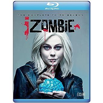 Amazoncom Izombie The Complete Third Season Blu Ray