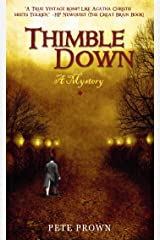 Thimble Down: A Mystery (The Chronicles of Dorro Book 1) Kindle Edition