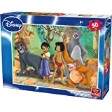 King Disney The Jungle Book Jigsaw Puzzles - 50 Piece (B - By The River)