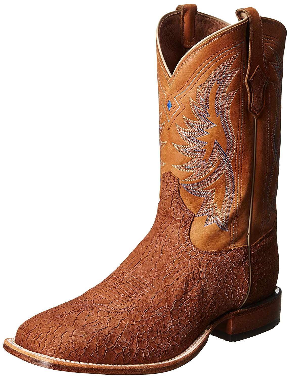 Tony Lama Men's CH4041-Badlands Shoulder Western Boot