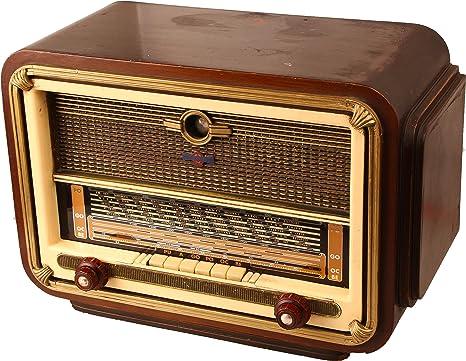 A. bsolument Vintage Radios powertone Radio Vintage Bluetooth ...
