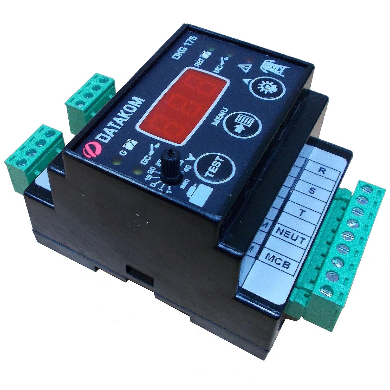 ATS DATAKOM DKG-175 Generator//Mains Automatic transfer switch controller