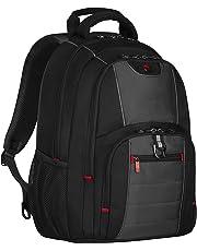 Wenger Pillar Laptop Backpack 600633, 13 Inch, Black/Gray