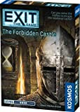 Exit: The Forbidden Castle | Exit: The Game - A Kosmos Game | Family-Friendly, Card-Based at-Home Escape Room Experience…