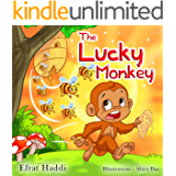 """""""The Lucky Monkey """" (Children's books-The Lucky Monkey Book 1) (English Edition)"""