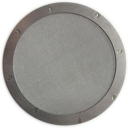 Metal Filtro de disco para uso en un Aeropress Cafetera eléctrica – aerocoffee Filtro – Filtro de café