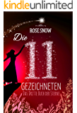 Die 11 Gezeichneten: Das dritte Buch der Sterne (Die Bücher der Sterne 3) (German Edition)