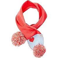 ESPRIT KIDS Rp9001107 Knit Scarf Bufanda, Rosa (Strawberry 342), Talla única (Talla del fabricante: 1SIZE) para Bebés