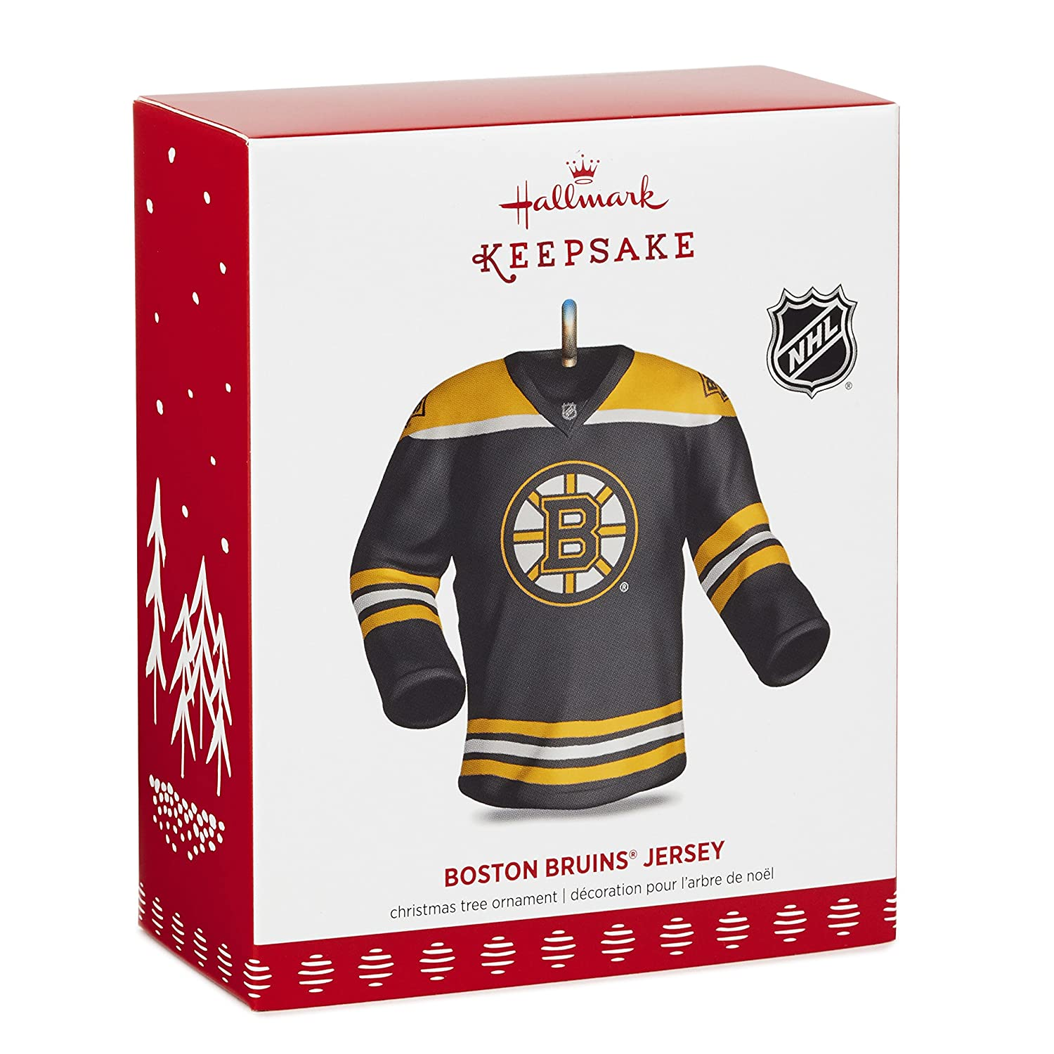 Boston bruins fan giveaways for christmas