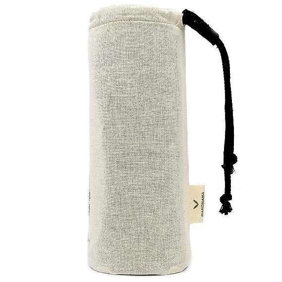 amapodo Cover Funda Protectora para Botellas Beige con Ø de 6-8cm: Amazon.es: Hogar