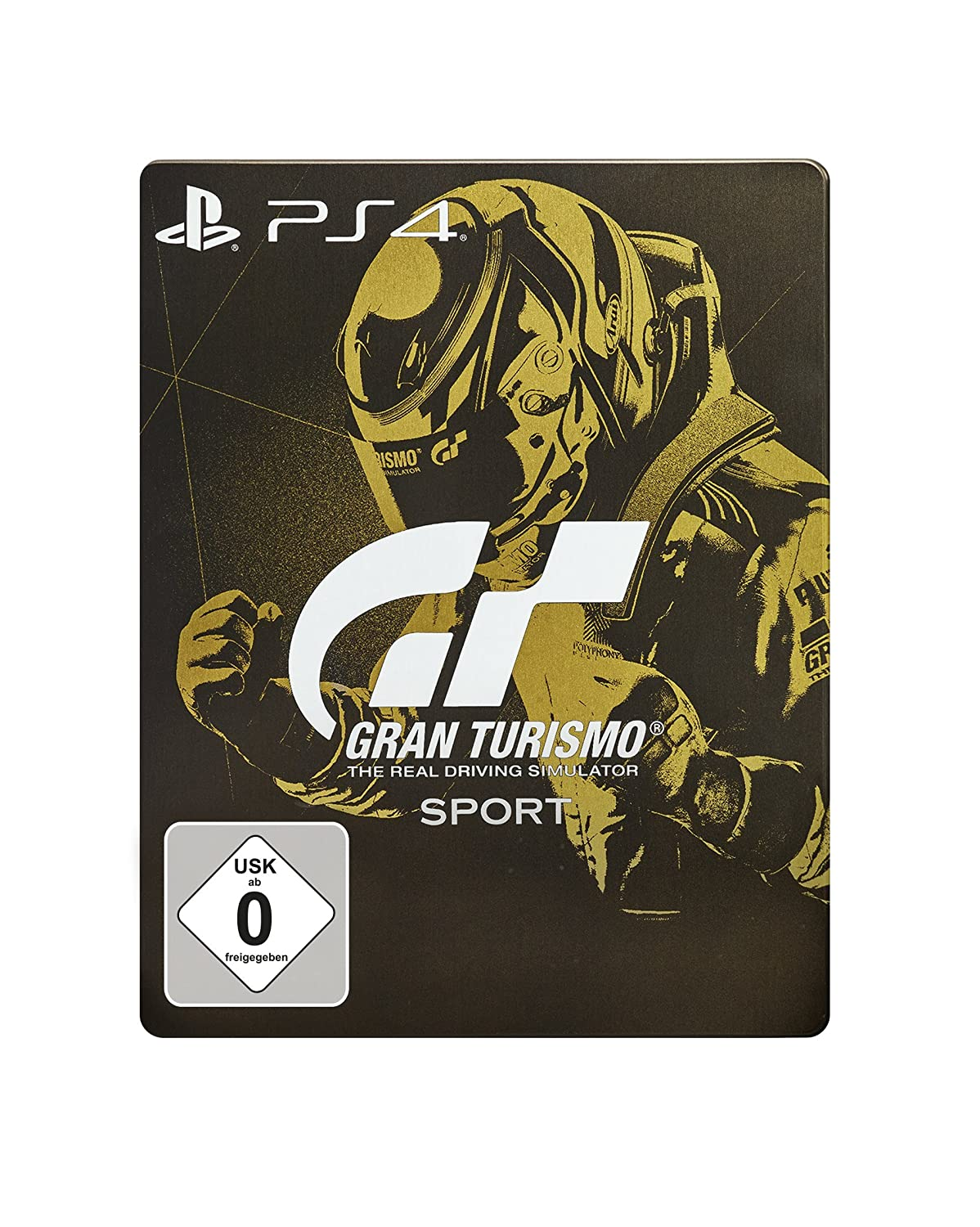 ps4 spiel gran turismo sport special steelbook edition dhl. Black Bedroom Furniture Sets. Home Design Ideas