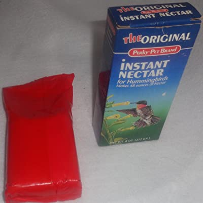 Perky Pet 240SF 8 Oz Red Original Instant Nectar