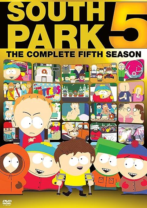 Amazoncom South Park Season 5 Trey Parker Matt Stone