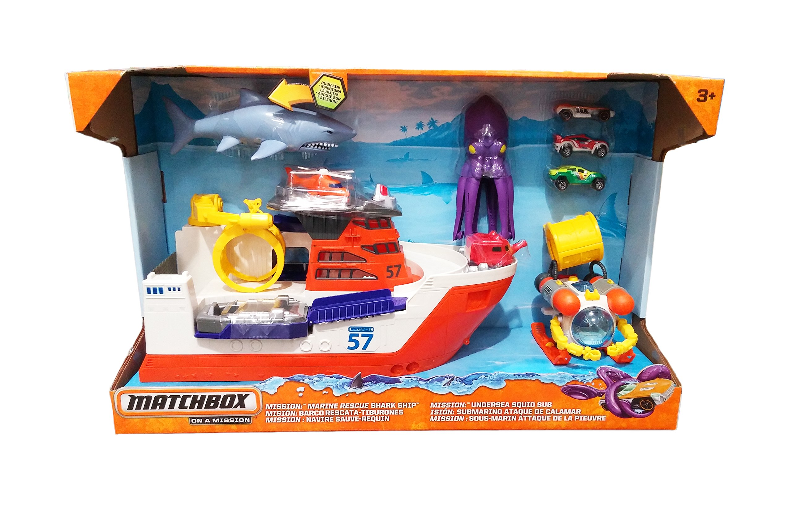 Matchbox Marine Rescue