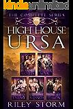 High House Ursa: The Complete Bear Shifter Box Set