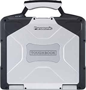 "Panasonic Toughbook CF-31, i5 3rd Gen, 13.1"" XGA Touchscreen, 8GB, 240GB SSD, Windows 10 Pro, WiFi, Bluetooth, GPS, DVD Multi Drive, 4G LTE (Renewed)"