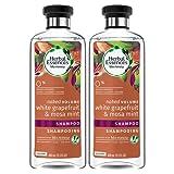 Amazon Price History for:Herbal Essences Biorenew White Grapefruit & Mosa Mint Naked Volume Shampoo, 13.5 FL OZ (2 Count)