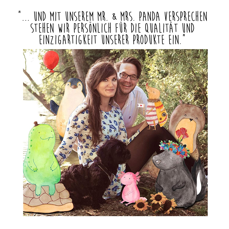 R/ücksitz Mr Auto Sonnenschutz Pinguin Blumenkranz mit Spruch Farbe Blau Pastell /& Mrs Panda Geschenk