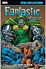 Fantastic Four Epic Collection: The Name Is Doom (Fantastic Four (1961-1996)) Kindle Edition