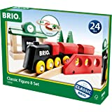 BRIO Classic Railway - Figure 8 Set