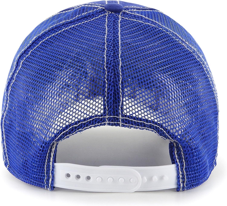 Royal MLB Los Angeles Dodgers Turner Clean Up Adjustable Hat One Size