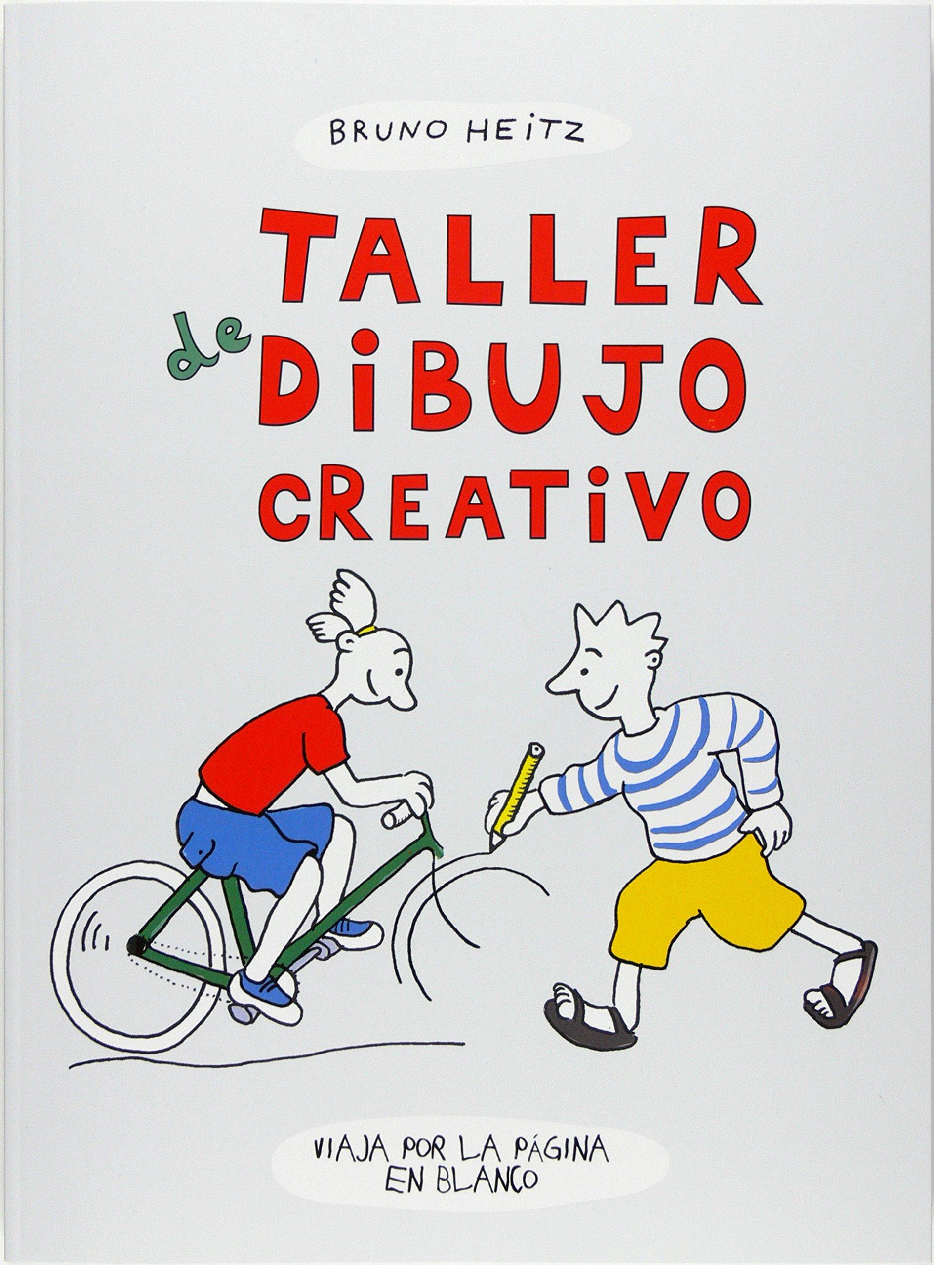 Taller de dibujo creativo: viaja por la página en blanco Cómo ...
