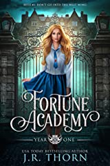Fortune Academy: Year One: A Bully, Paranormal, Academy, Why Choose Romance Kindle Edition
