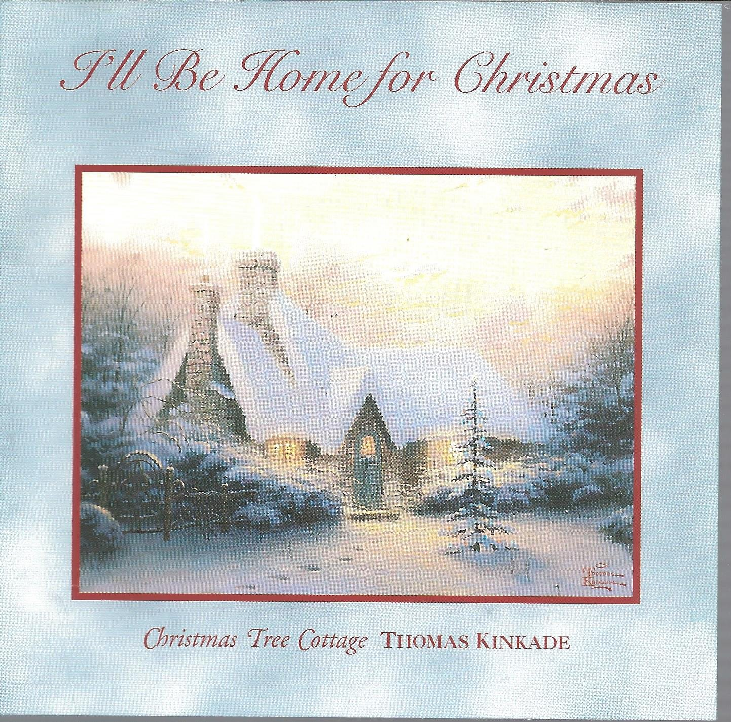 Thomas Kinkade - I\'ll Be Home for Christmas - Amazon.com Music