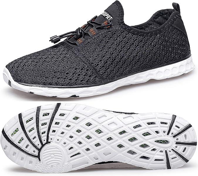 e9809a479a3f DOUSSPRT Men s Water Shoes Quick Drying Sports Aqua Shoes