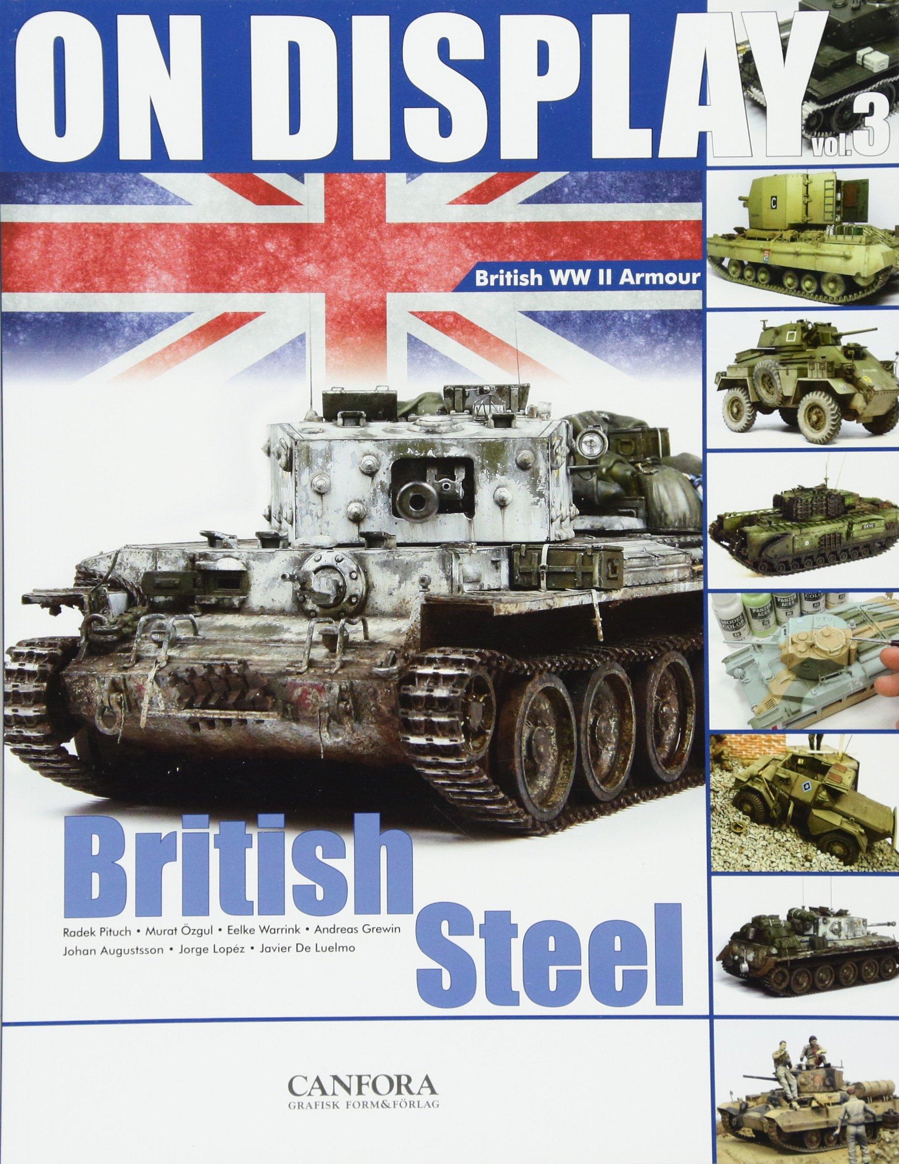 On Display: Volume 3: British Steel