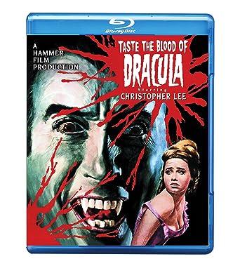 taste the blood of dracula movie