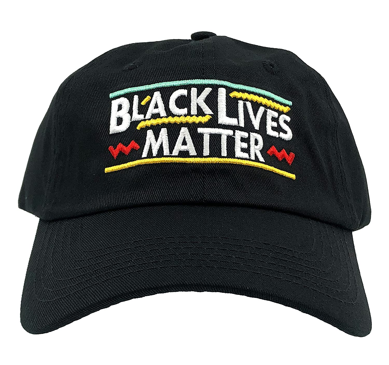8774320e673 Molosof Black Lives Matter Hat 90s Dad Hat Fist Baseball Cap Embroidered  Adjustable (Black) at Amazon Men s Clothing store